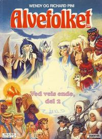 Cover Thumbnail for Alvefolket (Semic, 1985 series) #20 - Ved veis ende, del 2