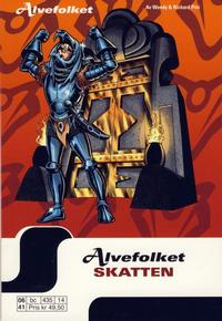Cover Thumbnail for Alvefolket (Egmont Serieforlaget, 2005 series) #14