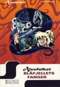 Cover Thumbnail for Alvefolket (Egmont Serieforlaget, 2005 series) #16