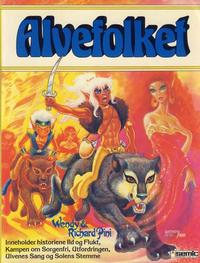 Cover Thumbnail for Alvefolket bok (Semic, 1985 series) #1