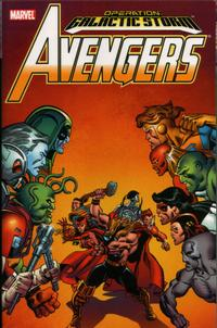 Cover Thumbnail for Avengers: Galactic Storm (Marvel, 2006 series) #2