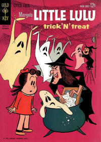 Cover Thumbnail for Marge's Little Lulu Trick 'N' Treat (Western, 1962 series) #1