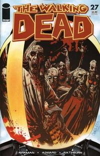 Cover Thumbnail for The Walking Dead (Image, 2003 series) #27