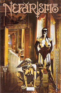 Cover for Nefarismo (1994 series) #7