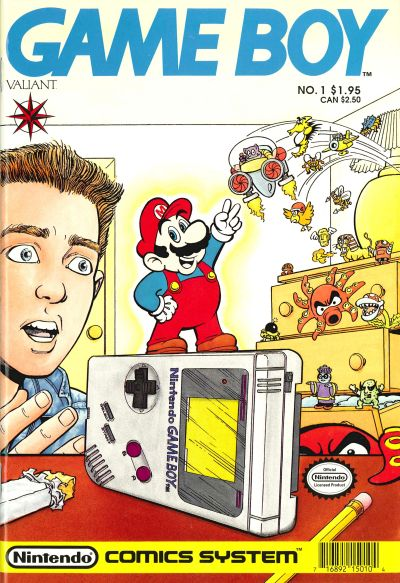 Cover for Game Boy (1990 series) #1