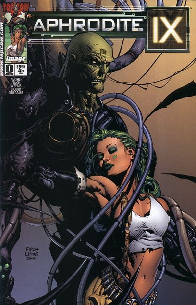 Cover for Aphrodite IX (2000 series) #0