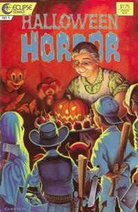 Cover Thumbnail for Halloween Horror (Eclipse, 1987 series) #1