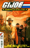 Cover for G.I. Joe: America's Elite (Devil's Due Publishing, 2005 series) #14
