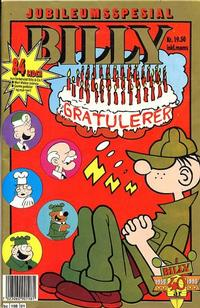 Cover Thumbnail for Billy Jubileumsspesial (Semic, 1990 series)