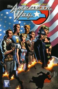 Cover Thumbnail for The American Way (DC, 2007 series)