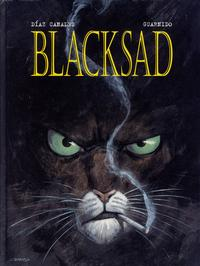 Cover Thumbnail for Blacksad (Egmont Serieforlaget, 2006 series) #[nn]