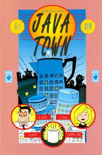 Cover for Java Town (Slave Labor, 1992 series) #1