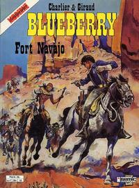 Cover Thumbnail for Blueberry (Semic, 1988 series) #1 - Fort Navajo