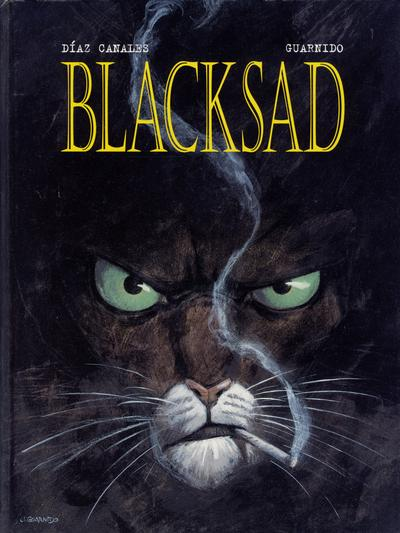 Cover for Blacksad (Egmont Serieforlaget, 2006 series) #[nn]