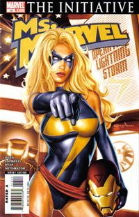 Cover Thumbnail for Ms. Marvel (Marvel, 2006 series) #13
