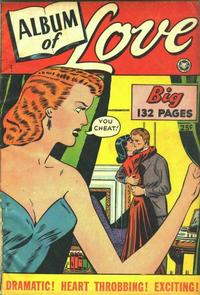 Cover Thumbnail for Album of Love (Fox, 1949 series)