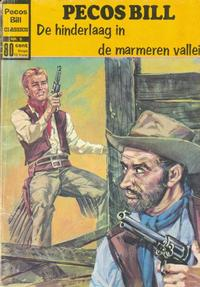 Cover Thumbnail for Pecos Bill Classics (Classics/Williams, 1971 series) #4
