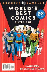 Cover Thumbnail for World's Best Comics: Silver Age Sampler (DC, 2004 series) #[nn]