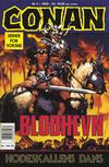 Cover for Conan (Bladkompaniet, 1990 series) #4/1992