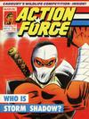 Cover for Action Force (Marvel UK, 1987 series) #12