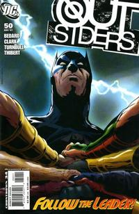 Cover Thumbnail for Outsiders (DC, 2003 series) #50