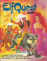 Cover Thumbnail for ElfQuest (Donning Company, 1981 series) #1