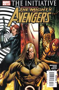 Cover Thumbnail for The Mighty Avengers (Marvel, 2007 series) #3