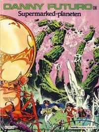 Cover for Danny Futuro (1980 series) #3