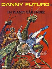 Cover Thumbnail for Danny Futuro (Semic, 1980 series) #4