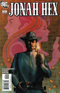 Cover Thumbnail for Jonah Hex (DC, 2006 series) #19