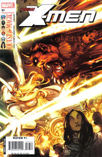 Cover Thumbnail for New X-Men (Marvel, 2004 series) #37