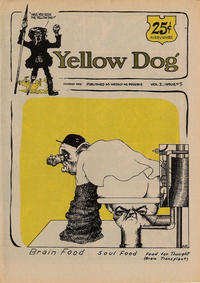 Cover Thumbnail for Yellow Dog (The Print Mint Inc, 1968 series) #5