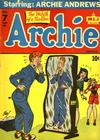 Cover for Archie Comics (Archie, 1942 series) #7