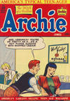 Cover for Archie Comics (Archie, 1942 series) #35