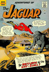 Cover for Adventures of the Jaguar (Archie, 1961 series) #4