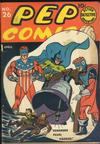 Cover for Pep Comics (1940 series) #26