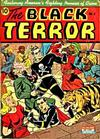 Cover for The Black Terror (Standard, 1942 series) #2