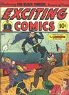 Cover for Exciting Comics (Standard, 1940 series) #v7#1 (19)