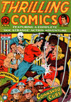 Cover for Thrilling Comics (Standard, 1940 series) #36