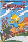 Cover for Simpsons Comics (Bongo, 1993 series) #11