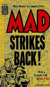 Cover for Mad Strikes Back (Ballantine Books, 1955 series) #106