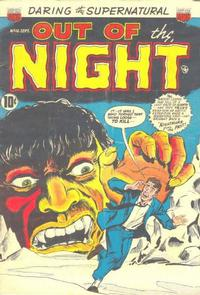 Cover Thumbnail for Out of the Night (American Comics Group, 1952 series) #16