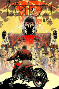 Cover for Corbo (1987 series) #1