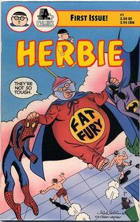 Cover Thumbnail for Herbie (A-Plus Comics, 1990 series) #1