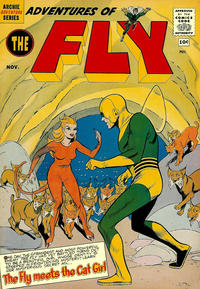Cover Thumbnail for Adventures of The Fly (Archie, 1960 series) #9