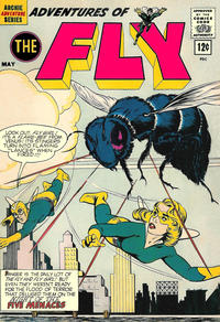 Cover Thumbnail for Adventures of The Fly (Archie, 1960 series) #19