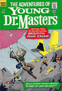 Cover Thumbnail for Adventures of Young Dr. Masters (Archie, 1964 series) #2