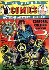 Cover Thumbnail for Blue Ribbon Comics (Archie, 1939 series) #5