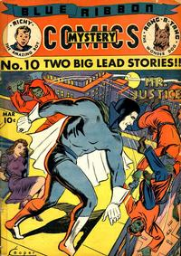 Cover Thumbnail for Blue Ribbon Comics (Archie, 1939 series) #10