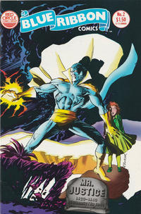 Cover Thumbnail for Blue Ribbon Comics (Archie, 1983 series) #2